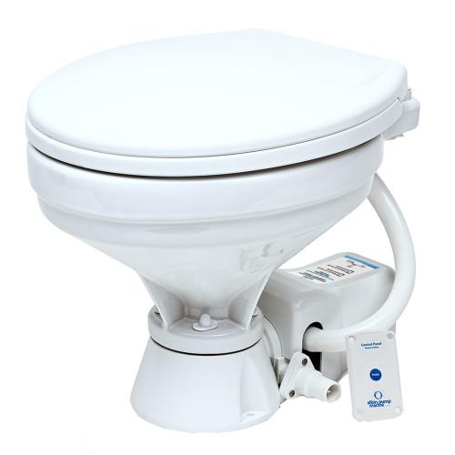 Albin Pump Marine Toilet Standard Electric EVO Comfort - 12V
