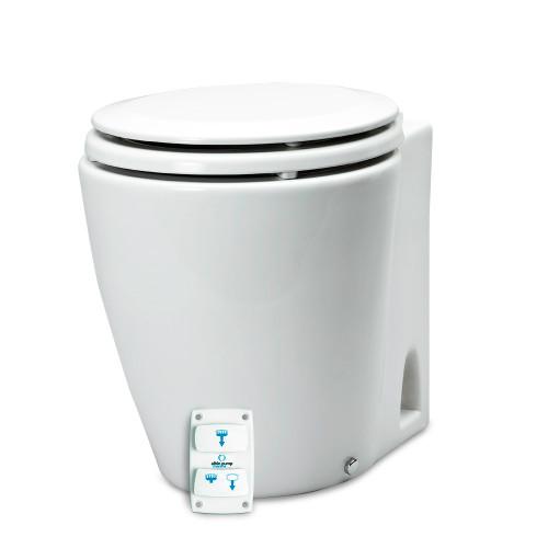 Albin Pump Marine Design Marine Toilet Silent Electric - 12V