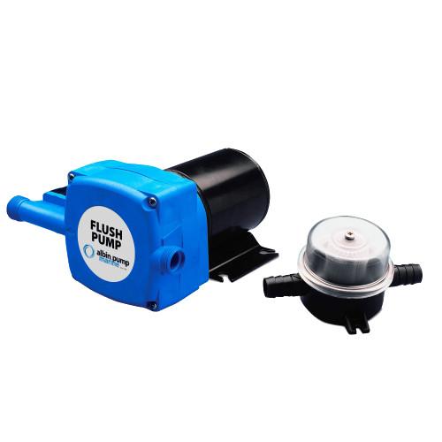 Albin Pump Marine Flush Pump - 12V