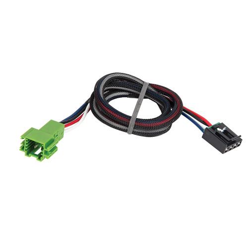 Tekonsha Brake Control Wiring Adapter - 2-Plug, Mercedes
