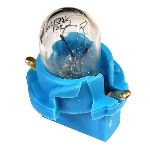 Faria Lamp Socket Assembly #161 - Blue *Bulk Case of 100 Units