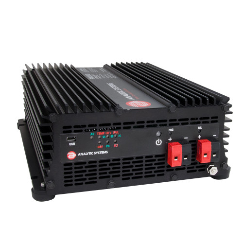Analytic Systems AC Power Supply 20\/25A, 12V Out, 85-265V In