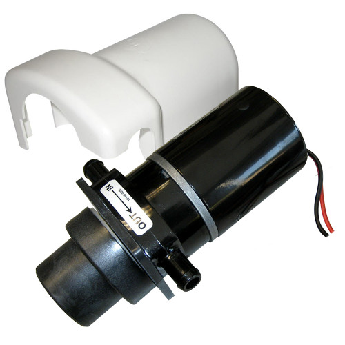 Jabsco Motor/Pump Assembly f/37010 Series Electric Toilets - 24V