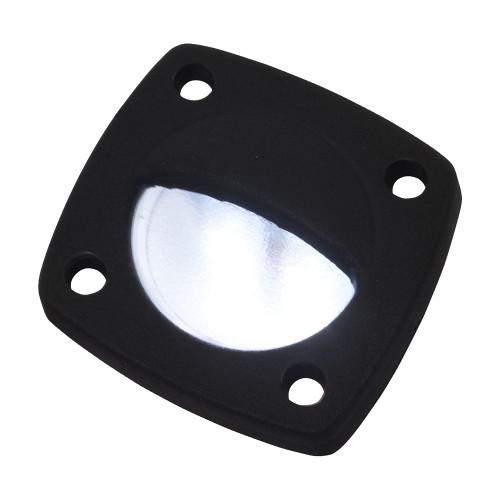 Sea-Dog LED Utility Light White w/Black Faceplate