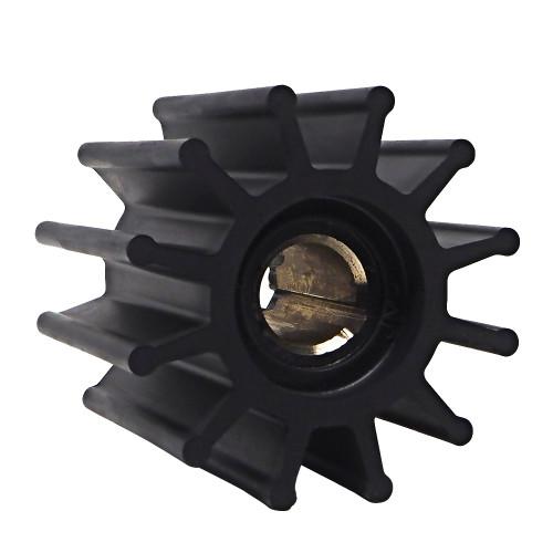 Albin Pump Premium Impeller Kit 82.4 x 20 x 73.4mm - 12 Blade - Key Insert