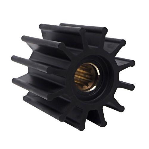 Albin Pump Premium Impeller Kit 82.4 x 20 x 73.4mm - 12 Blade - Spline Insert