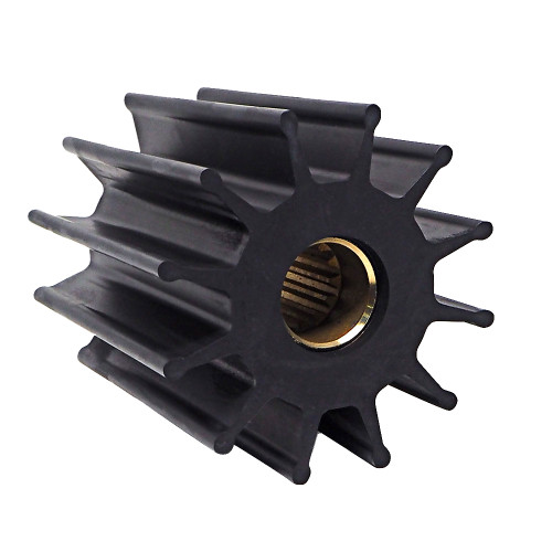 Albin Pump Premium Impeller Kit 95 x 24 x 101.5mm - 12 Blade - Spline Insert