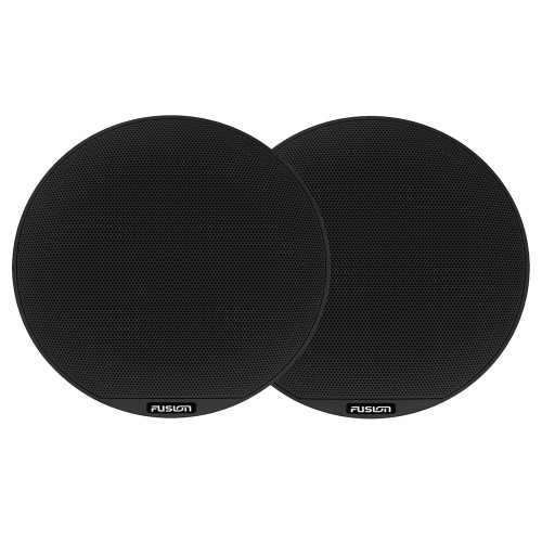 """FUSION SG-X77B 7.7"""" Grill Cover f/ SG Series Speakers - Black"""