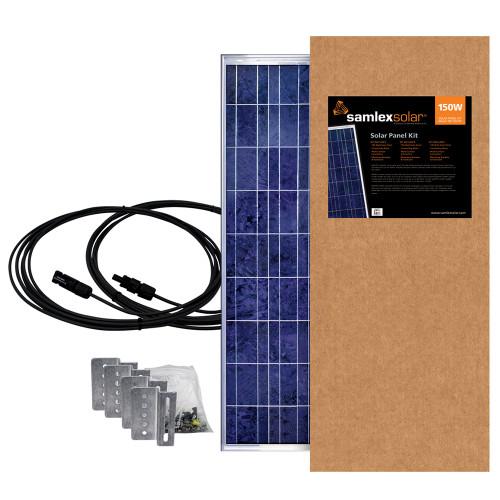 Samlex 150W Solar Panel Kit