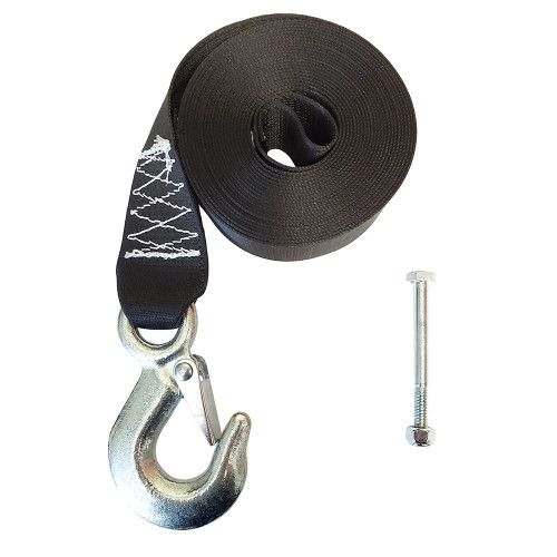 Rod Saver Winch Strap Replacement - 16