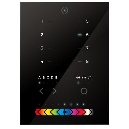 OceanLED Explore E6 WiFi DMX Touch Panel Controller Kit Dual - Blue  White