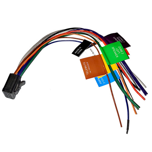 FUSION Power/Speaker Wire Harness f/MS-RA70 Stereo
