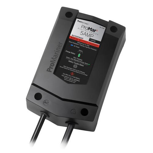 ProMariner ProMar1 DS Digital - 5 Amp - 1 Bank Charger