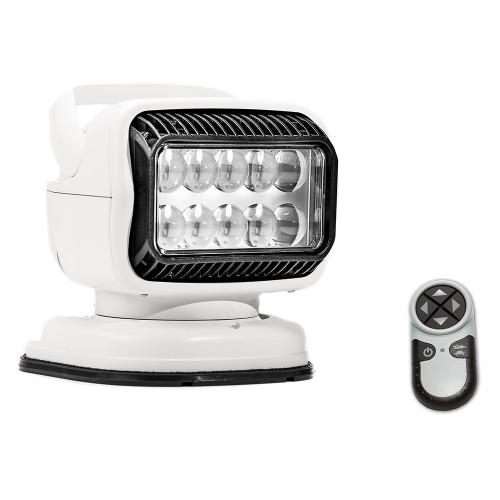 Golight Radioray GT Series Portable Mount - White LED - Handheld Remote Magnetic Shoe Mount