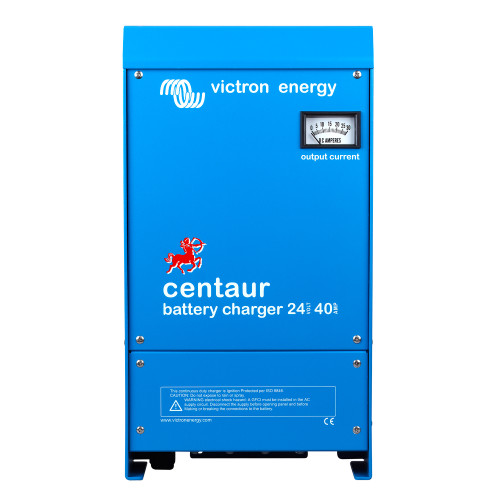 Victron Centaur Charger - 24 VDC - 40AMP - 3-Bank - 120-240 VAC
