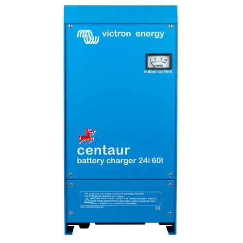 Victron Centaur Charger - 24 VDC - 60AMP - 3-Bank - 120-240 VAC