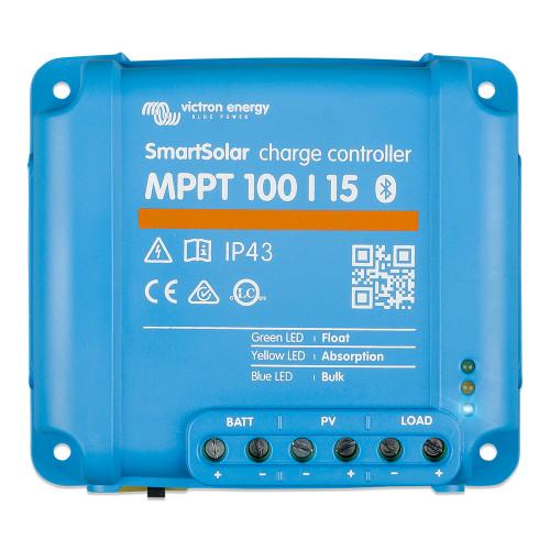 Victron SmartSolar MPPT Charge Controller - 100V - 15AMP