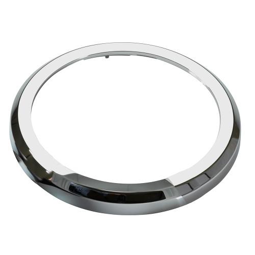 VDO Marine 85mm ViewLine Bezel - Flat - Chrome