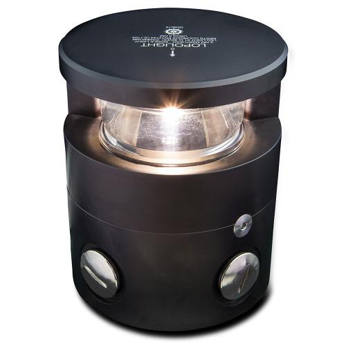 Lopolight Masthead Light - 5nm f/Vessels 65-164' - Black