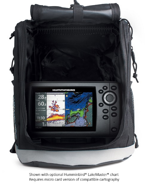 "Humminbird Helix5 Chirp Gps 5"""" Portable Sonar Gps G2"
