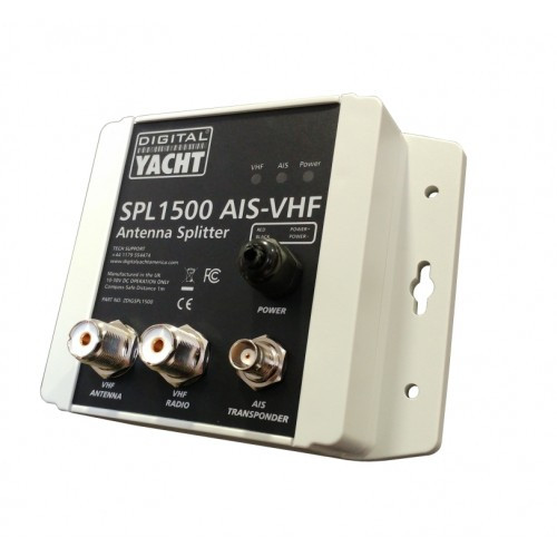 Digital Yacht Spl1500 Splitter Vhf-ais From One Antenna