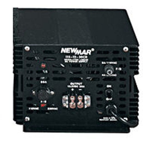 Newmar 115-24-35cd Pwr Supply 115/230vac To 24vdc @ 35a Cont