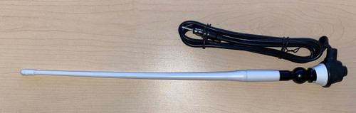 "16""""am/fm White Rubber Antenna"