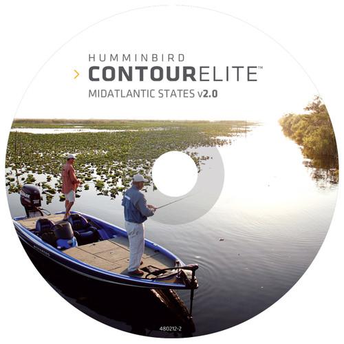 Humminbird Contour Elite Pc Software V2 Mid-atlantic States