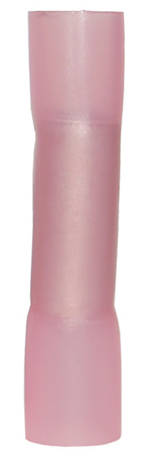 Ancor #8 Butt Connect Heat Shrink Red 25 Pack