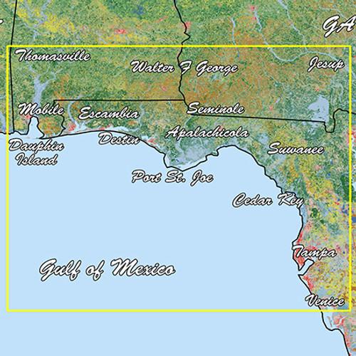 Garmin Emerald Coast Standard Mapping Professional