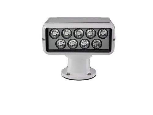 Acr Rcl100 Led Spotlight With Point Pad 12/24v White Housing