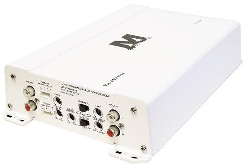 Millenia Amp-1704 Class D Amp 70 Watt Rms X 4 Channel