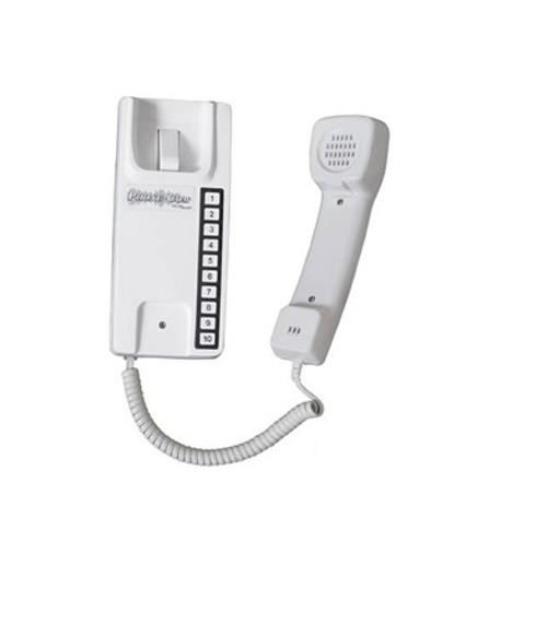 Newmar Pi-10 Handset White