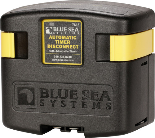 Blue Sea Automatic Timer Disconnect 12vdc