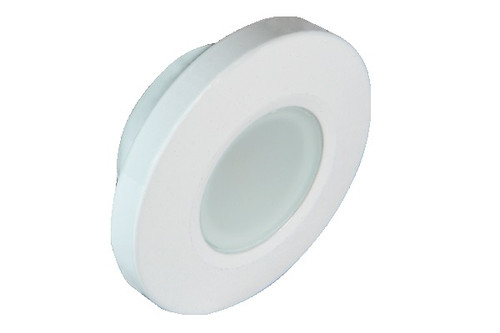Lumitec Orbit Down Light Spectrum White Finish