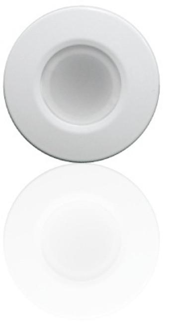 Lumitec Orbit Down Light W/b/r Led White Finish