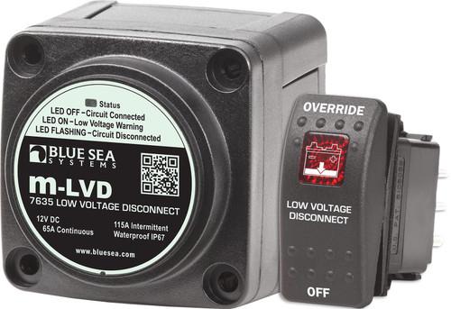 Blue Sea M-lvd Low Voltage Disconnect 12vdc