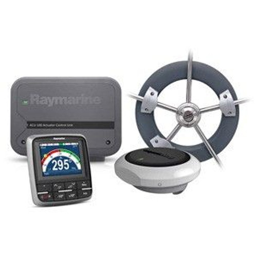Raymarine Ev100 Sailboat Wheel Pilot