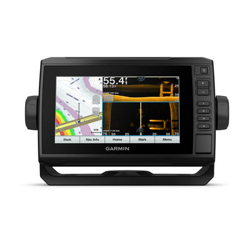 Garmin Echomap 73sv Uhd Combo Us Lakevu G3 Without Transducer