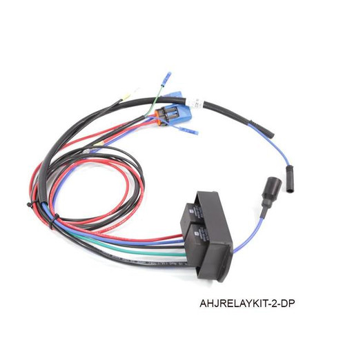 Th Marine Ahjrelaykit-2-dp Repalcement Relay Harness For Hydraulic Jack Plates