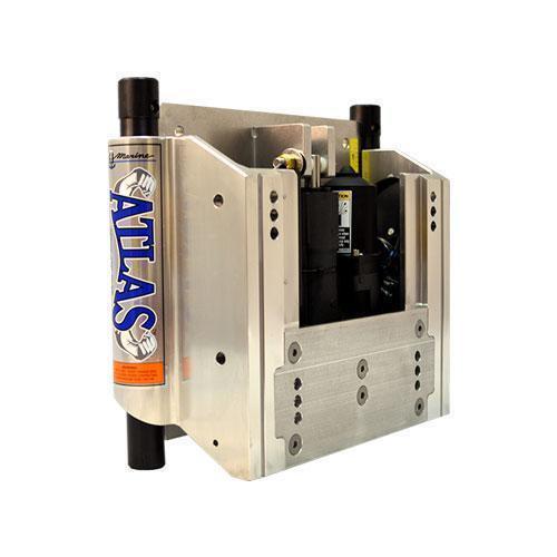 "Th Marine Atlas 14"""" Jack Plate Standard Hydraulic Polished"