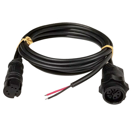 Lowrance 000-14070-001 Adapter Blue 7-pin Transducer To Hook2-4x Display