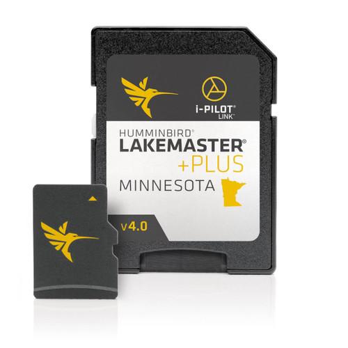 Humminbird Lakemaster Plus Minnesota Microsd