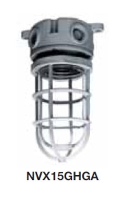 Hubbell Nvx15ghga Ceiling Mount Vaportight Light Fixture