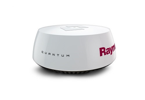 """Raymarine Quantum Q24c 18"""""""" Wifi Dome With 10m Power Cable"""