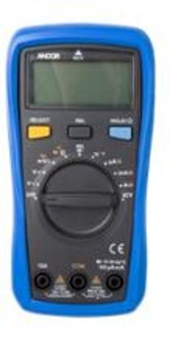 Ancor True Rms 12 Function Digital Snap-around Multimeter