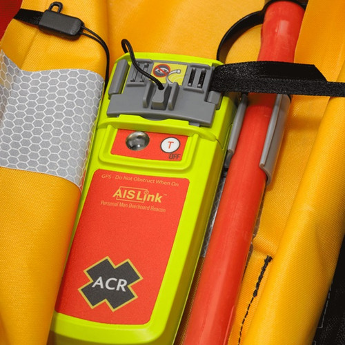 Acr 2886 Aislink Personal Ais Rescue Beacon