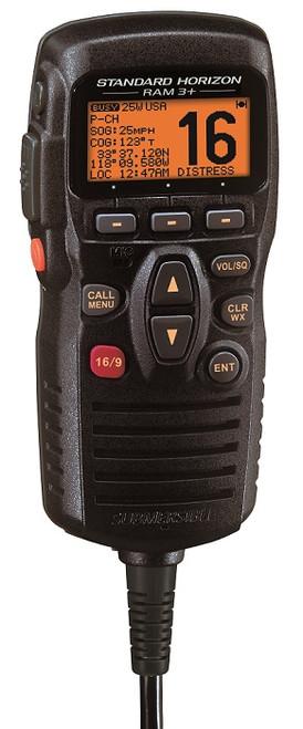 Standard Cmp31b  Black Second Station Microphone