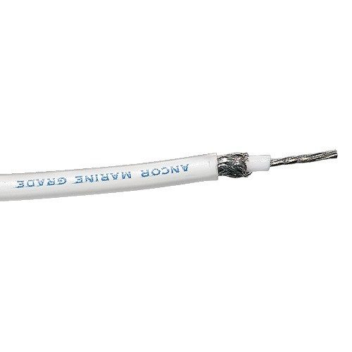 Ancor Rg213 250' Spool Low Loss Coaxial Cable