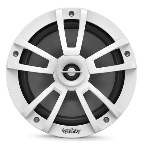 """Infinity Inf622mlw 6.5"""""""" Rgb Coaxial White Speaker"""